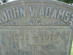 John Vorley Adams