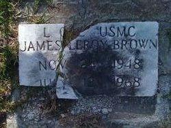 LCpl James Leroy Brown