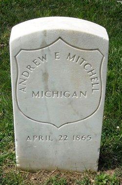 Pvt Andrew E. Mitchell