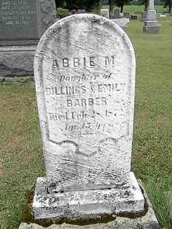 Abbie M. Barber