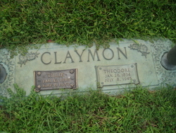 Theodore Ted Claymon