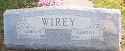 Ethel Barbara <i>Stucker</i> Wirey