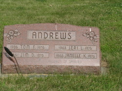 James Dean Andrews