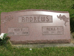 Ana Pauline <i>Holtby</i> Andrews