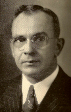 Dr Charles Wallings DeVier, Sr