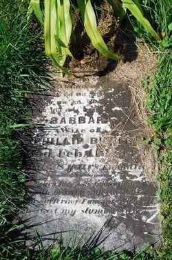 Barbara <i>Muegler</i> Beaber