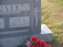Earl B Huser