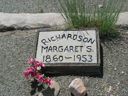Margaret <i>Smith</i> Richardson