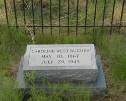 Caroline <i>West</i> Bucher