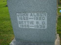Bettie <i>Dawes</i> Alber