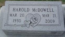 Harold McDowell Ballard