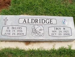 Hattie DeLois <i>Kelley</i> Aldridge