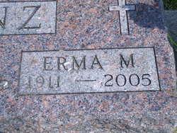 Erma Margaret <i>Huff</i> Renz