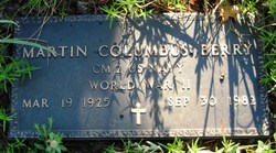 Martin Columbus Berry