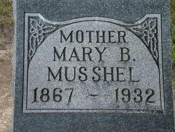 Mary B <i>Reisinger</i> Musshel