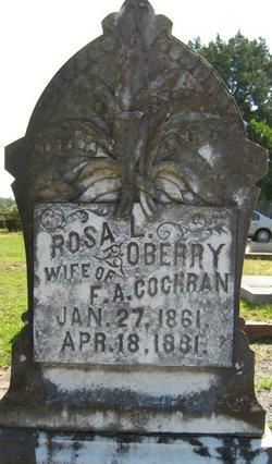 Rosa L. <i>Oberry</i> Cochran