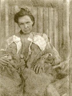 Mary Ann <i>Gower</i> Gibson
