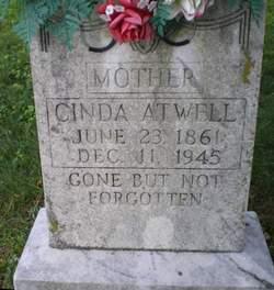 Martha Lucinda Cinda <i>Nunn</i> Atwell