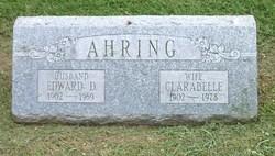 Clarabelle Ahring