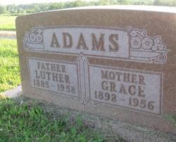Grace <i>Goodrich</i> Adams