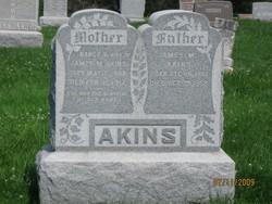 James Monroe Akins