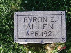 Byron E Allen
