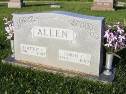 Loren C Allen