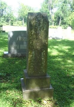 Nellie C. <i>Christian</i> Bristow