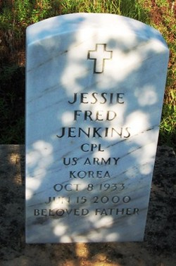 Jessie Fred Jenkins