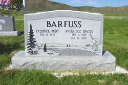 Anita Sue <i>Davids</i> Barfuss