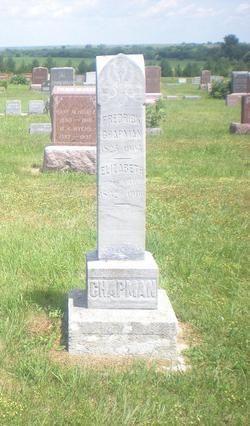 Elizabeth Amelia <i>Harvey</i> Chapman