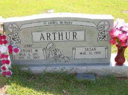 Jerome M. Jerry Arthur