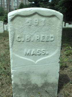 Pvt Charles B Reed