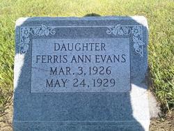 Ferris Ann Evans
