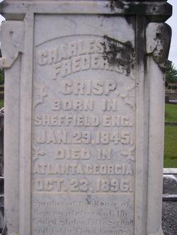 Charles Frederick Crisp