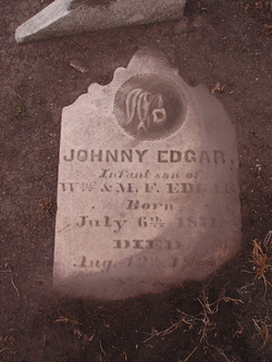Johnny Edgar