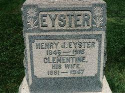 Henry Jarius Eyster
