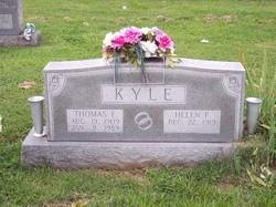 Thomas Edgar Tommy Kyle