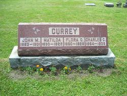 Charles C Currey