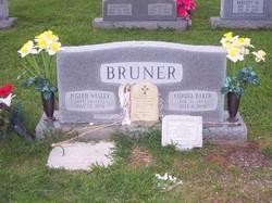 Cordia Mae Cordie <i>Johnson</i> Bruner