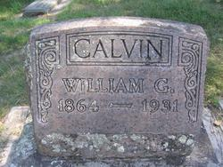 William G Calvin