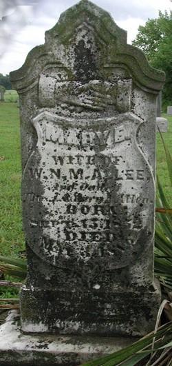 Mary Elizabeth <i>Allen</i> Allee