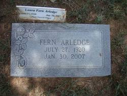 Laura Fern <i>Greer</i> Arledge
