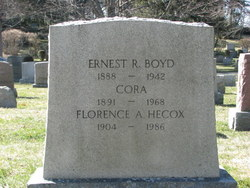 Ernest Revere Boyd