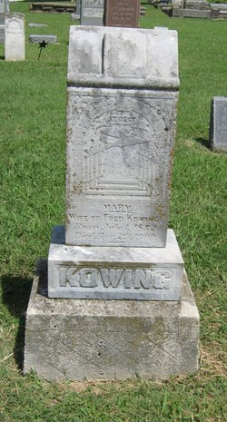 Mary Kowing