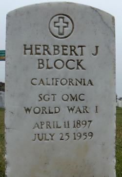 Herbert J Block