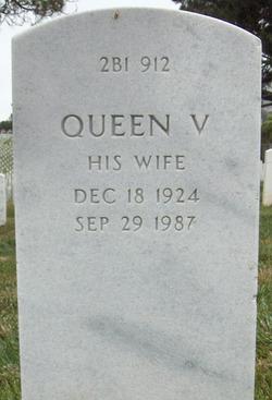 Queen V Gantt