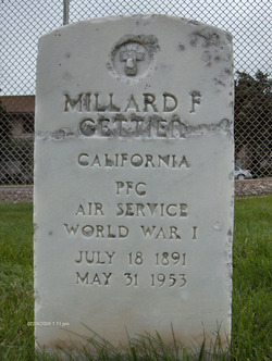 Millard F Gettier