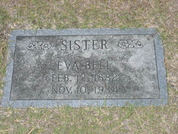 Eva Belle <i>Whiteley</i> Bell