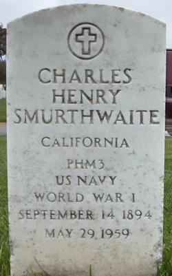 Charles Henry Smurthwaite